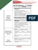 BATAN ADMINISTRACION DE EMPRESAS 1° CURSO