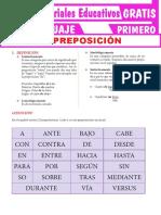 La-preposición-Para-Primer-Grado-de-Secundaria