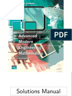 Advanced Modern Engineering Mathematics 3rd Ed - G. James (Pearson, 2004) WW
