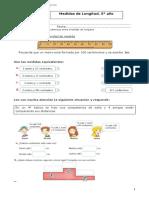5° año  -  Matematica  -  Guía  -  medición 2