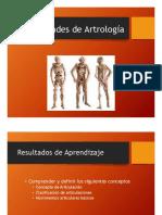 Clase 03 Generalidades de Artrologia