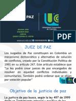 JUECES DE PAZ EXPOSICION PARA 05 MAYO