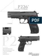 p226 Classic Nitron Sell