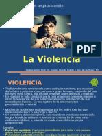 2017 Violencia