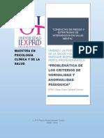 CONDUCTAS DE REIESGO Y ESTRATEGIAS DE INTERVENCIÓN EN SALUD MENTAL