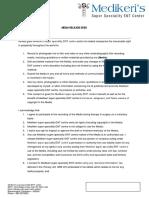 Medikeri Media release form