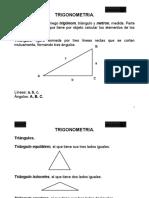 Trigomometria y Geometría