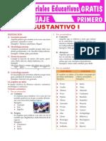 Definición-y-Clasificación-del-Sustantivo-Para-Primer-Grado-de-Secundaria
