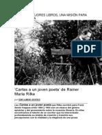 CLAVE DE LIBROS Cartas a un joven poeta