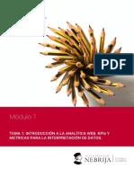 INTRODUCCIÓN A LA ANALÍTICA WEB. KPIs Y
