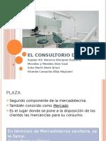 2. El consultorio dental.pptx