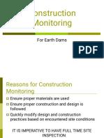 Construction-monitoring