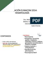 EUNACOM HEMATOLOGÍA 2014 PDF