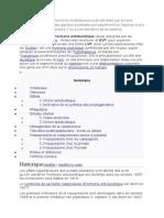 Aldostérone et vasopressine