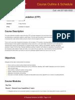 Cyber Defender Foundation (CTF)