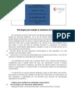 Orán_Fernando_ Estrategias para trabajar la enseñanza de la lengua