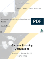 Gamma Shielding Calculations (1).ppt
