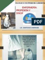 UNIDAD 1 ENFERMERIA COMO PROFESION Y DISCIPLINA