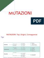 02. Mutazioni