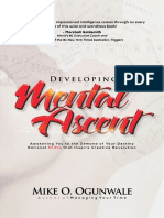 Developing Mental Ascent