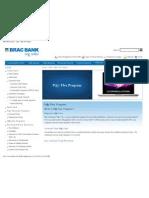 BRAC Bank Limited _ Cards » P@y Flex Program