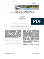 09 Whitepaper Solution Physical Logical Access En