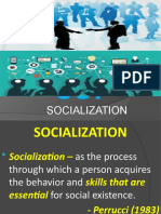 4.-SOCIALIZATION