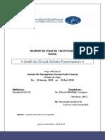 Mon Rapport Ff audit financier