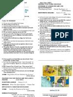 Bulletin-19 May 10A - 2020