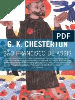 São Francisco de Assis- G. K. Chesterton