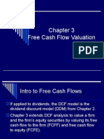 ch03_Free Cash Flow Valuation