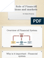 Unit 1 Role of Financial institutions and markets.pptx