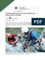 Transformer failure analysis.docx