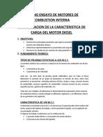 NOVENO ENSAYO DE MOTORES DE COMBUSTION INTERNA CORREX