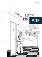 The Complete Guide to Lock Picking - By Eddi the Wire