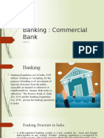 Bank - commercial bank