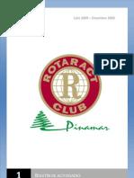 Boletin Rotaract Club Pinamar 1