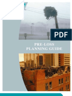Business pre-loss planning guide