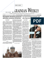 The Ukrainian Weekly 2011-01