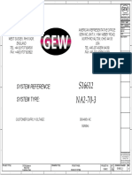 S17222 FROM S16612 Electrical Drawing