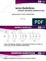 Numeros Quanticos