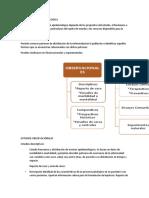 INVESTIGACION EPIDEMIOLOGICA resumen