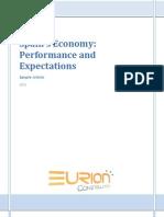 EURION - Spain's Economy