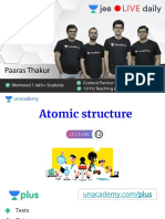 L12 - Atomic Structure