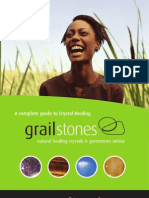 Grailstones - A Complete Guide to Crystal Healing