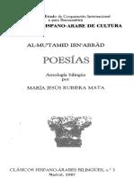 Poesías, antología bilingüe by Al-Mu'tamid Ibn 'Abbad María Jesús Rubiera Mata (z-lib.org).pdf