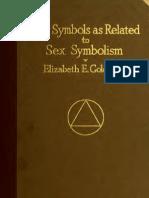Life Symbols as Related to Sex Symbolism 1924 by Elisabeth Goldsmith