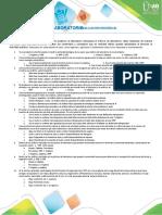 EVALUACION TALLER FINAL - LABORATORIO BIOQUIMICA METABOLICA – NOMBRE DEL ESTUDIANTE – CEAD TURBO – 16-1 DE 2020.