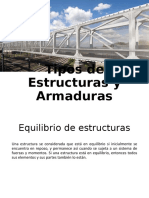 ESTRUCTURAS Y ARMADURAS