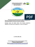 Normativa Proyecto SAPPA(4). UPTJAA.pdf